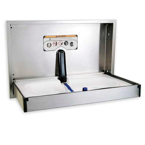100-ss-sm-full-stainless-steel-horizontal-wall-changing-station-surface-mount