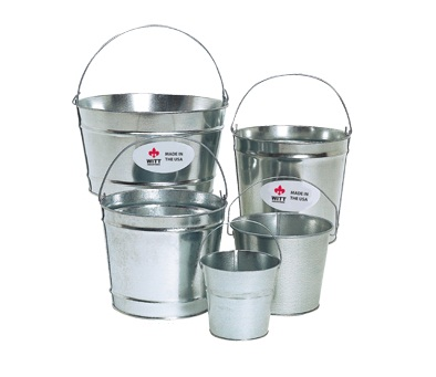 galvanized-pails-by-witt-industries