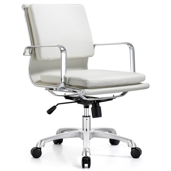 Hendrix Mid Hendrix Mid Back Leather Conference Chair
