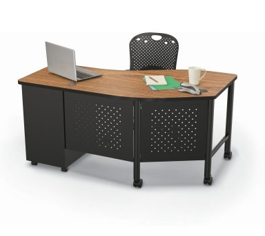 Balt Instructor Teacher S Desk 2 58351 Teacher Desks
