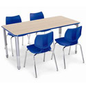 Click here for more Interchange Activity Table by Smith System by Worthington