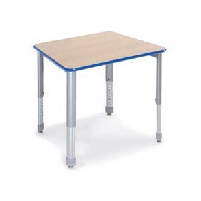Incroyable 04081 Rectangle Interchange Activity Table 20 X 30