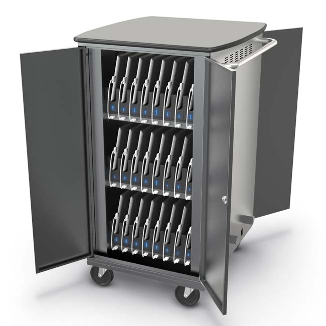 48-Device Tablet Cart