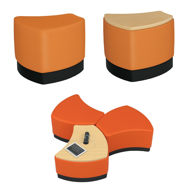 Configurable Soft Seating