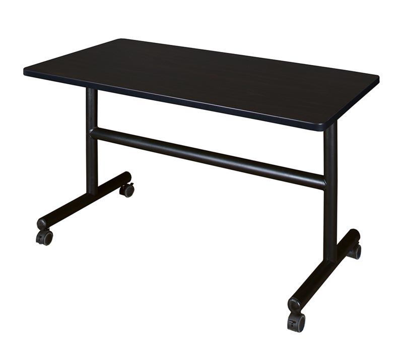 Regency Office Furniture Kobe Flip Top Training Table 60 W Mkft6024 Training Tables And