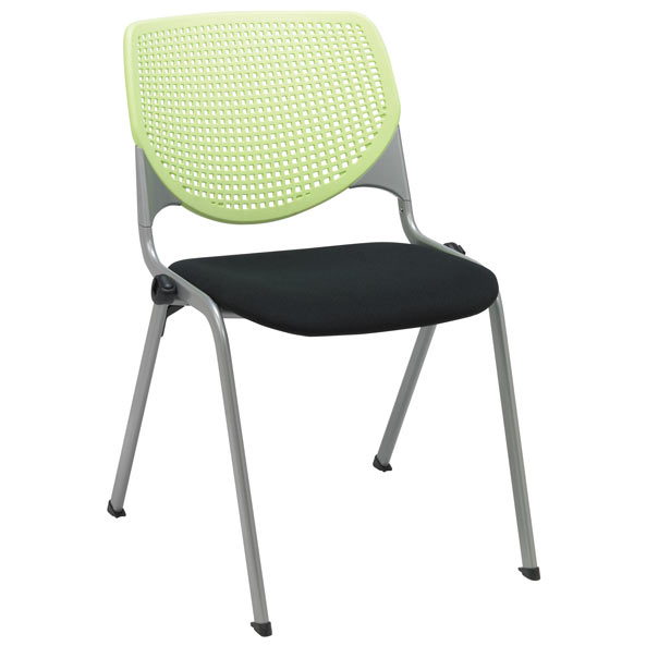 Genial 2300 Uphol Kool Series Padded Stack Chair