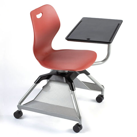 Intellect Wave Seating w/ Accessory Rack