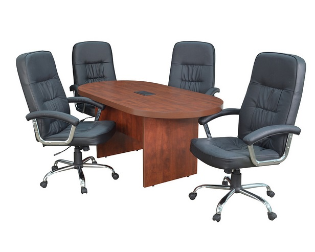 Regency Office Furniture Legacy Racetrack Conference Table W - Regency conference table