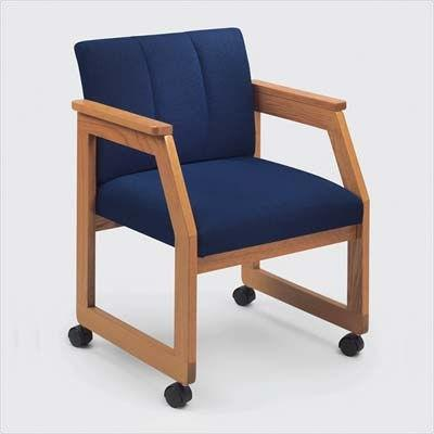 extended-angle-arm-conference-chair-healthcare-vinyl