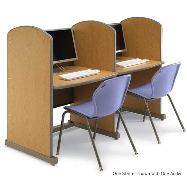 Library Study Carrels from School Specialty