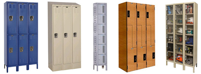 Locker Buyer's Guide