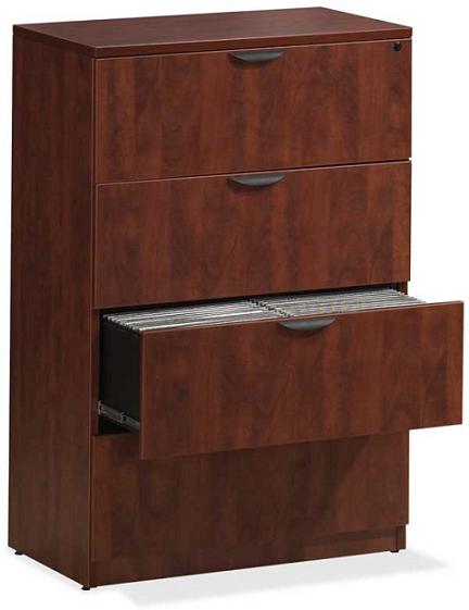 Ndi office furniture locking lateral file cabinet