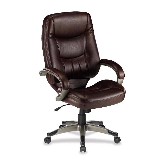 Lorell Westlake Series Executive High Back Chair