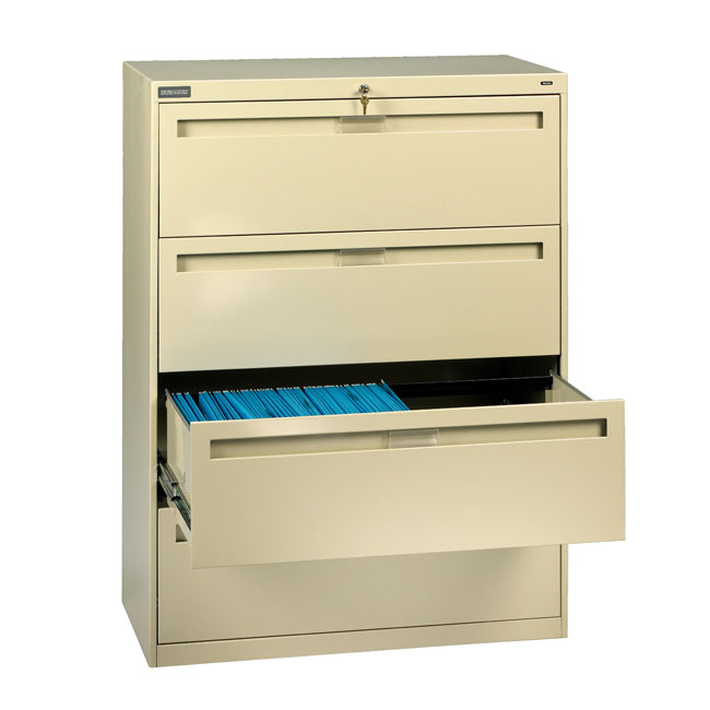 Lateral File Cabinets by Tennsco