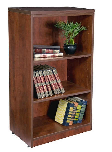 Regency Office Furniture Legacy Stand Up Bookcase 42 H