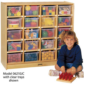 0621jc-20-tray-mobile-storage-unit-with-colored-trays