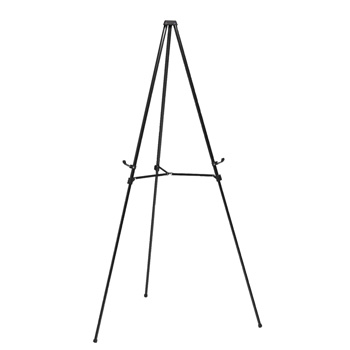 1050-telescoping-presentation-easel-black-aluminum