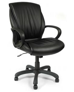 10721-executive-mid-back-swivel-office-chair-with-arms