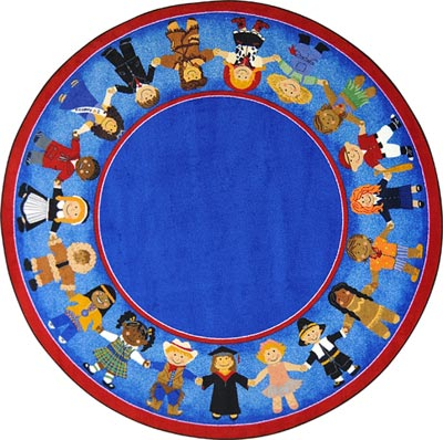 1622-e-children-of-many-cultures-carpet-77-round