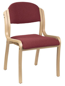 1920-wood-frame-padded-stack-chair-standard-fabric