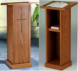 full-pedestal-wood-lectern