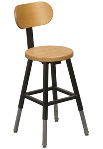 34441r-adjustable-height-lab-stool-with-back-black-frame