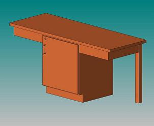 2104k-twostudent-science-table-phenolic-resin-top-door-only