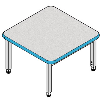 25031l-square-chat-table