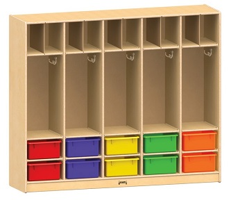 26857jc-large-locker-organizer-w-colored-tubs