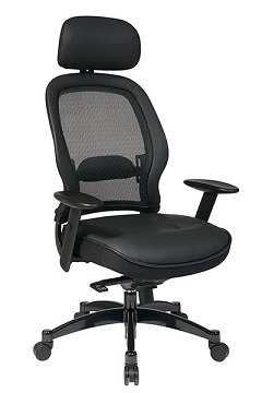 27008-mesh-back-managers-chair-w-headrest-leather-seat