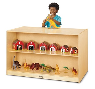 3091jc-double-sided-island-straight-shelf-storage
