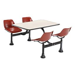 1002-cluster-seating-w-laminate-top-24-w-x-48-l