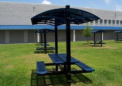 Ultraplay Canopy Outdoor Table 6 L 320 6 Picnic