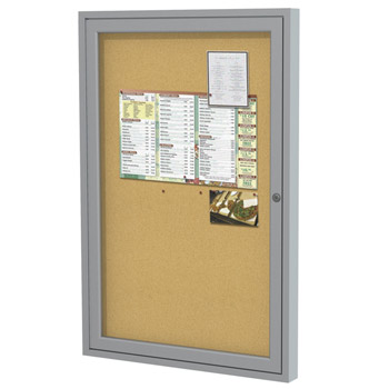 pa13624k-36hx24w-one-door-indoor-aluminum-frame-enclosed-bulletin-board