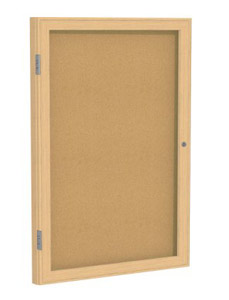 pw13630k-36hx30w-one-door-oak-frame-enclosed-bulletin-board
