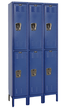u32882-12wx18dx36h-unassembled-double-tier-lockers-3sections-wide-6-openings