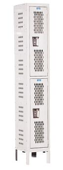 u1288-2hv-a-heavy-duty-ventilated-double-tier-1-wide-locker-assembled-12-w-x-18-d-x-36-h