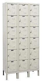 u32286ga-rust-resistant-threewide-sixtier-locker-assembled-12-w-x-12-d-x-12-h-openings