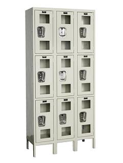 usv32883-safety-view-threewide-tripletier-locker-unassembled-12-w-x-18-d-x-24-h-opening