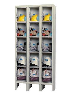 safety-view-assembled-five-tier-lockers