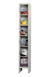 usvp12886-safety-view-onewide-sixtier-locker-unassembled-12-w-x-18-d-x-12-h-opening