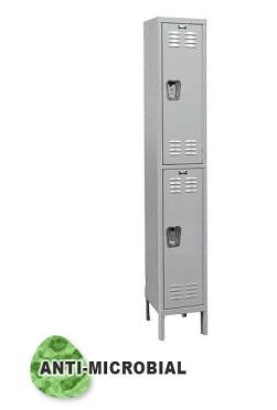 ums12882-medsafe-antimicrobial-onewide-double-tier-locker-unassembled-12-w-x-12-d-x-36-h-openings