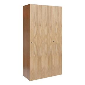 uw32881aw-threewide-singletier-wood-club-locker-12-w-x-18-d-x-72-h-opening