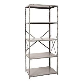 571012-heavyduty-open-shelving-starter-unit-w-5-shelves-48-w-x-12-d