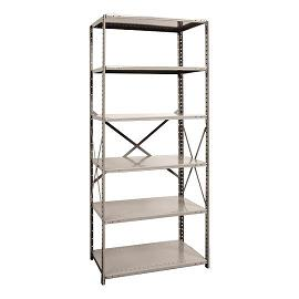 451112-mediumduty-open-shelving-starter-unit-w-6-shelves-36-w-x-12-d