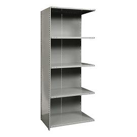 a772012-extra-heavyduty-closed-shelving-adder-unit-w-5-shelves-48-w-x-12-d