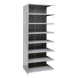 a472318-mediumduty-closed-shelving-adder-unit-w-8-shelves-48-w-x-18-d