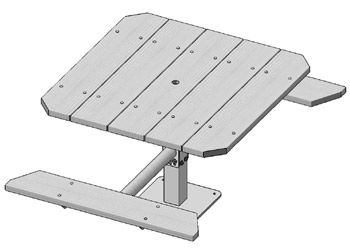338h2-a48-48square-traditional-single-pedestal-picnic-table-aluminum-2-bench-ada