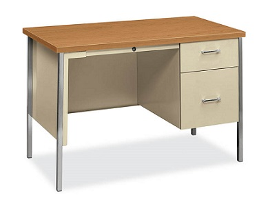 All Series Metal Desks By Hon Options Desks Worthington Direct - Hon computer table