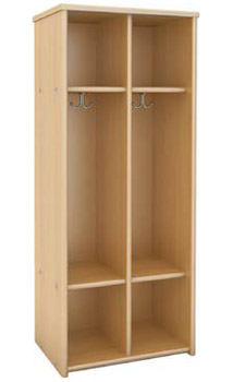 3432aqs73-eco-two-section-locker-unit-preschool-height-wout-trays